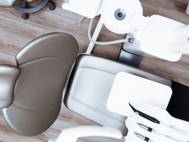 Undersökningar gjorda av tandläkare